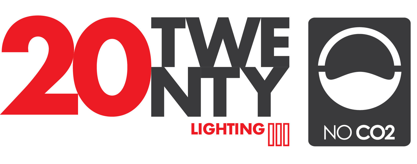 20Twenty lighting certified by noco2