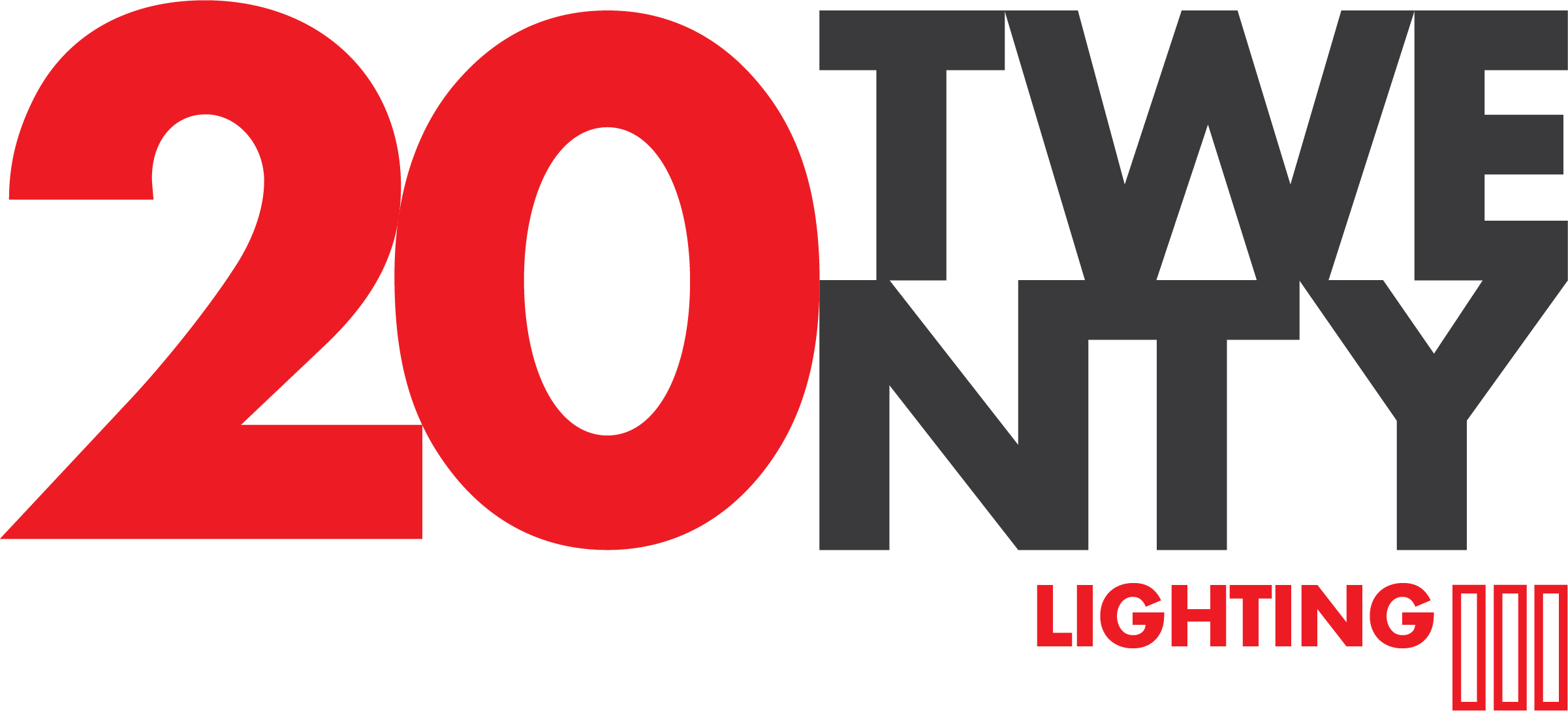 20Twenty Lighting Logo
